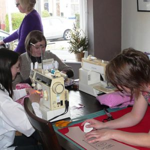Leicester Sewing Classes