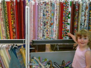 bobbins n buttons shop fabrics