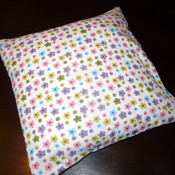 Beginners Cushion Cover Bobbins And Buttons
