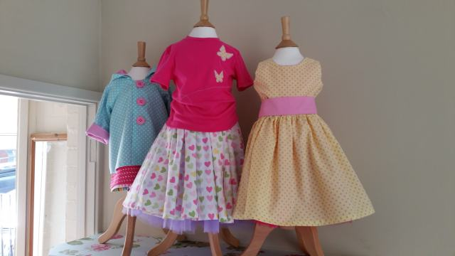 wardrobe - June