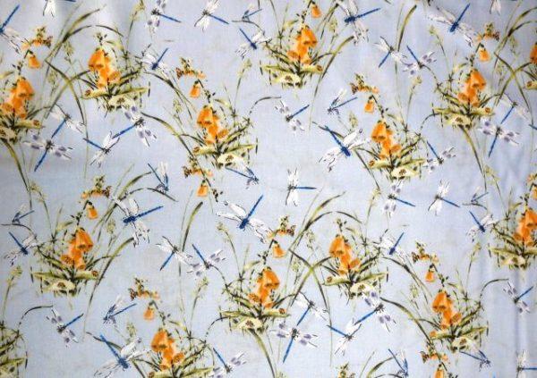 wildflowers cotton