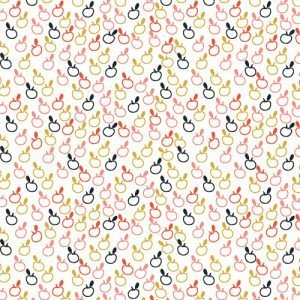 apple cotton fabric