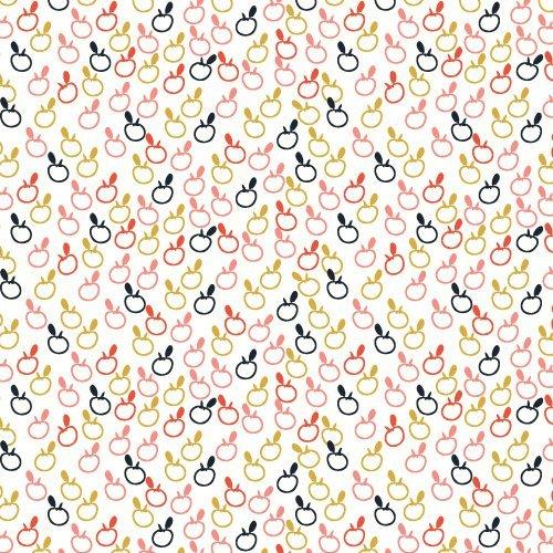 apple cotton fabric