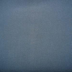 navy cotton jersey ribbing fabric