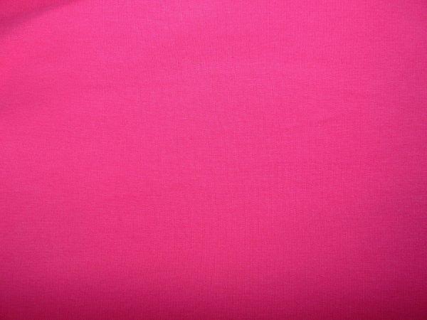 Plain hot pink cotton sweatshirt