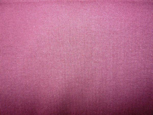 plum cotton jersey ribbing fabric