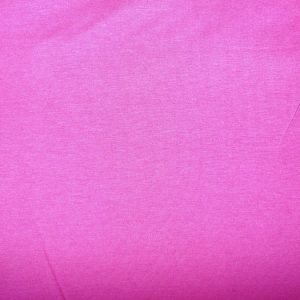 plain hot pink cotton/elastane