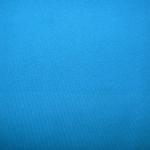 Colbalt blue cotton jersey ribbing