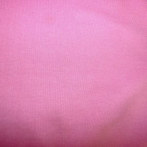 pale pink cotton jersey ribbing