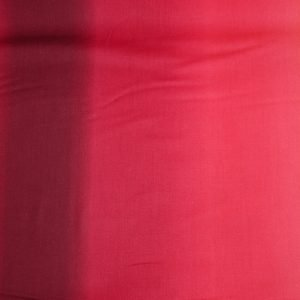 Ombre printed cotton fabric - reds