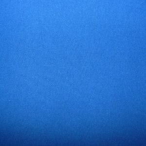 Plain Royal blue cotton jersey ribbing