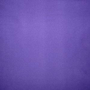 Plain purple cotton jersey ribbing