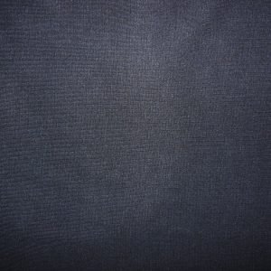 Plain dark navy blue cotton jersey ribbing
