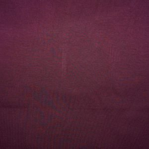 burgundy cotton/elastane