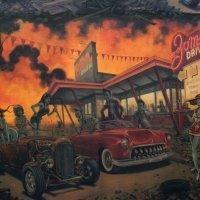 Alexander Henry Zombie Drive-In Apocalypse