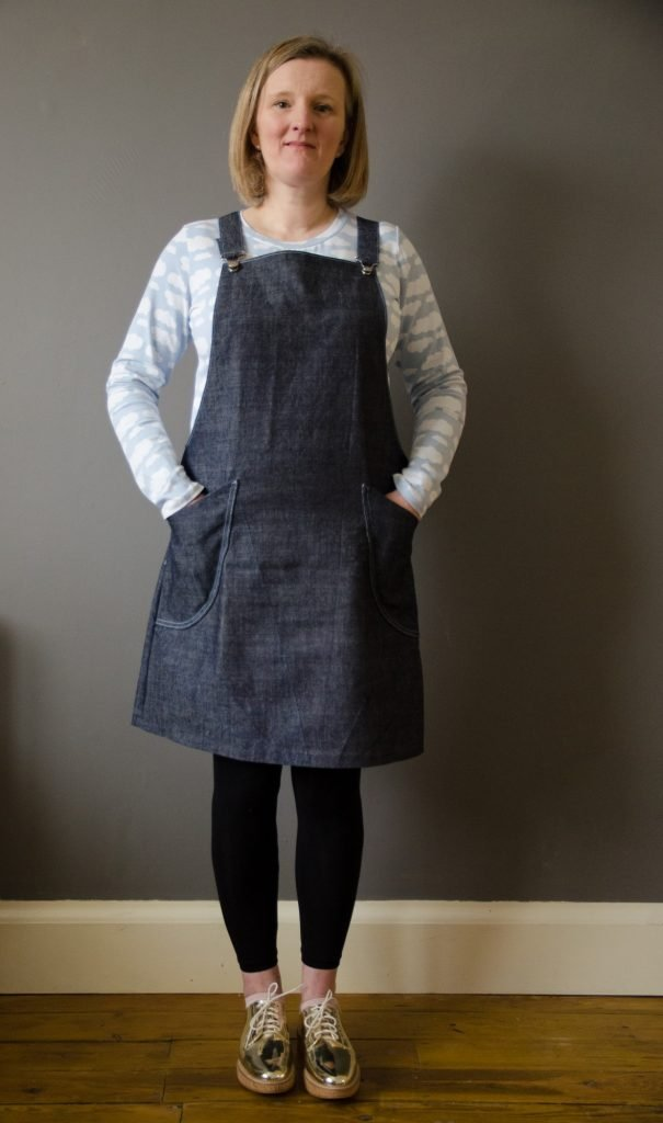 pinafore and tops