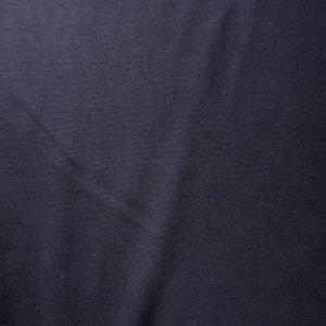 navy 240gsm cotton/elastane jersey ribbing