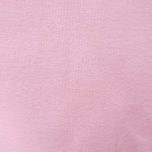 pale pink 240gsm cotton jersey ribbing