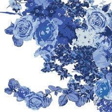 In Blue Bloesem Royal