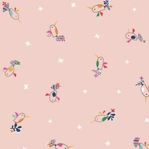 Dashwood studios - Club Tropicana, pink bird