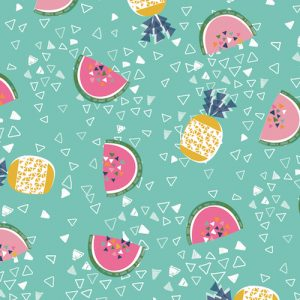 Dashwood studios - Club Tropicana, pineapple and water melon