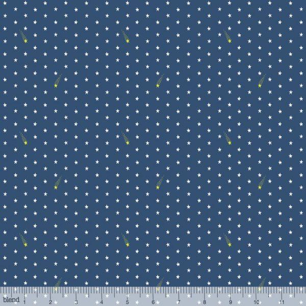 Blend Fabrics - Seeing stars - navy