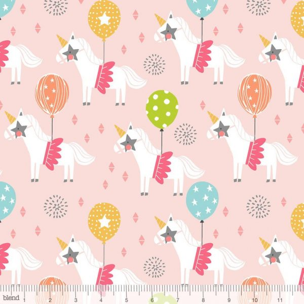 Calliope collection - pink unicorn