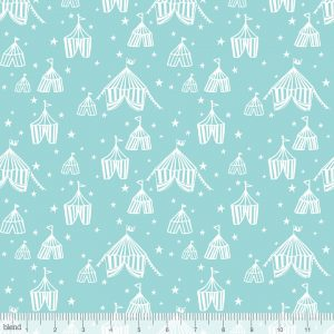 Calliope collection - blue big top