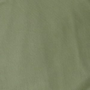t-shirt weight jersey fabric - olive green