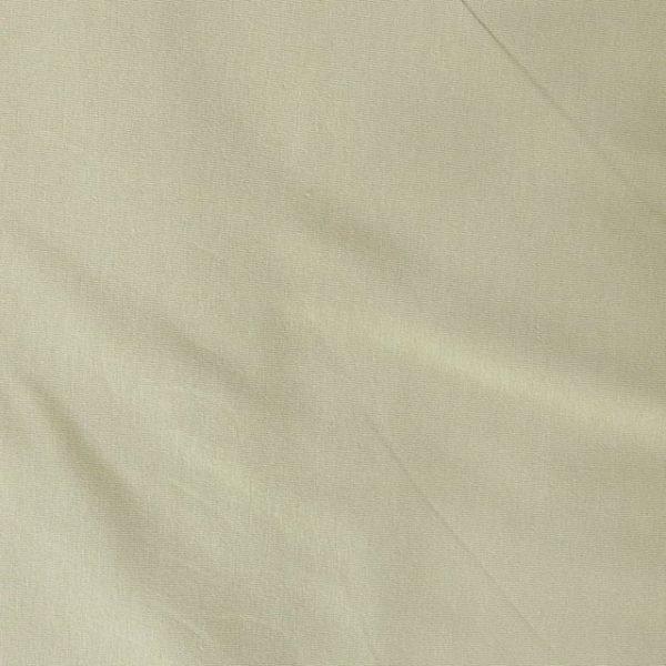 t-shirt weight jersey fabric - light mustard