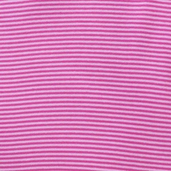 stripe rib fabric - 270gsm - tonal pink