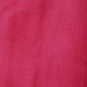 Stretch needlecord - cherry red
