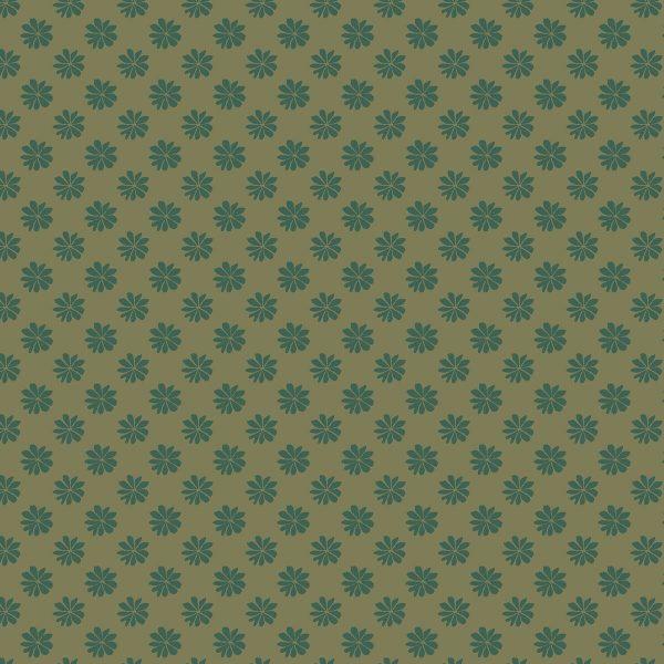 Liberty -The English Garden - Floral dot