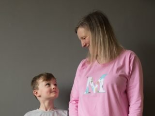 Projects – Pyjama bottoms for children and adults.