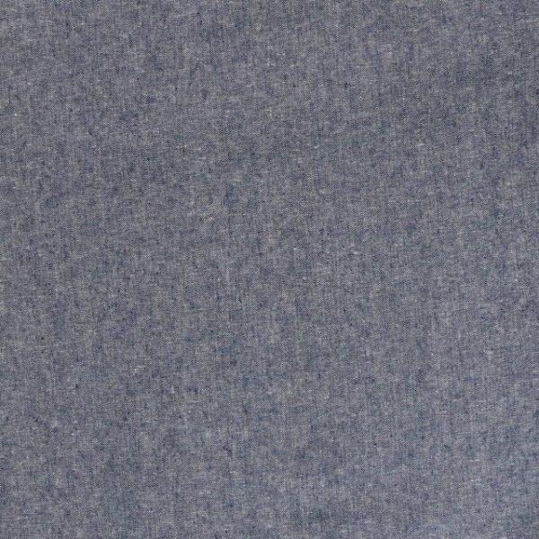 Essex Yarn dyed linen/cotton - Denim