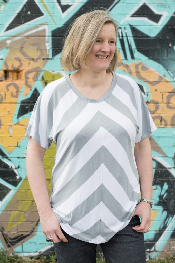 Projects – Easy to make stretch t-shirt