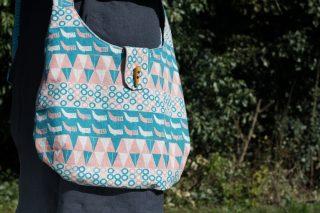 slouch shoulder bag.