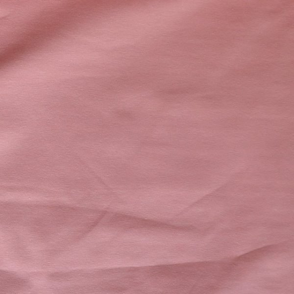 t-shirt weight jersey fabric - Blush pink
