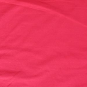 t-shirt weight jersey fabric - Red