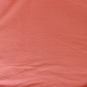 sweatshirt jersey fabric - terracotta