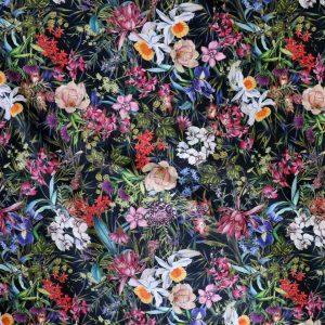 Lady McElroy - Jardin de fleur, navy