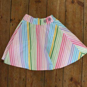 skirt - Candy Stripe - 9-12 Months