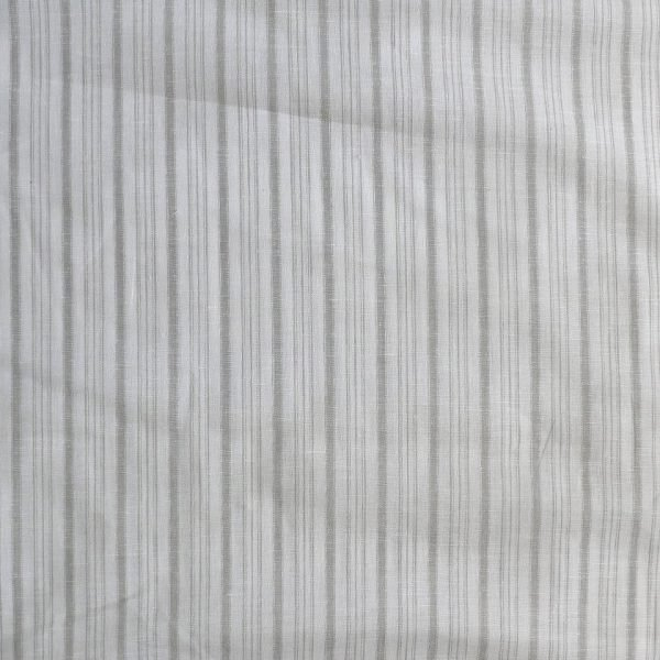Lady McElroy - Hamburgh - cotton/linen woven stripe.