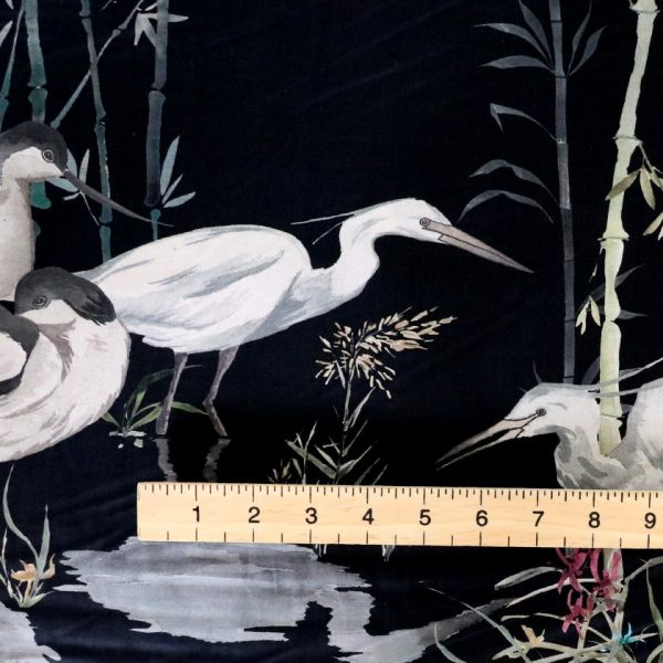 Lady McElroy Rushland heron Bobbins and buttons