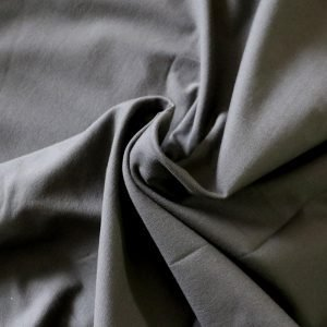 Charcoal jersey - Bobbins and Buttons