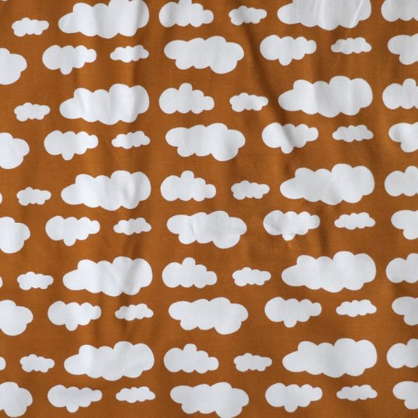 ochre cloud jersey - Bobbins and buttons