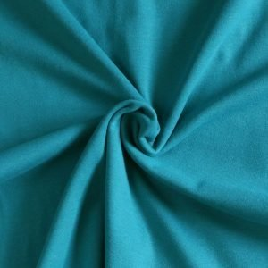 teal rib - Bobbins and buttons