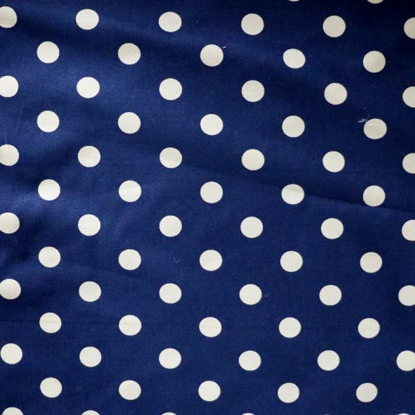 navy sport canvas - Bobbins and Buttons