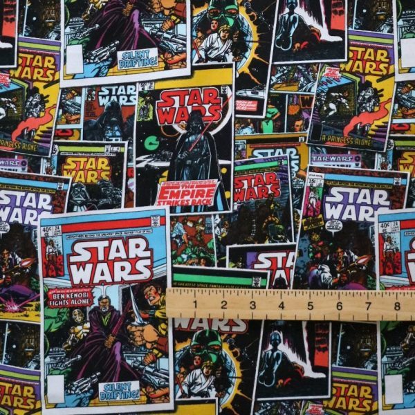 star wars comic book Bobbins and buttons