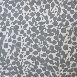 geometric print viscose jersey - Bobbins and Buttons